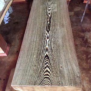 gỗ mun đuôi cong nam phi