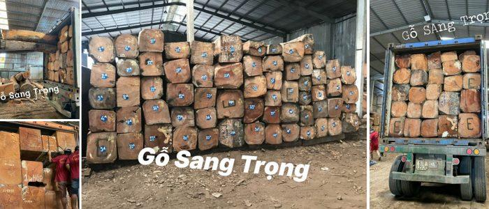 gỗ sang trọng